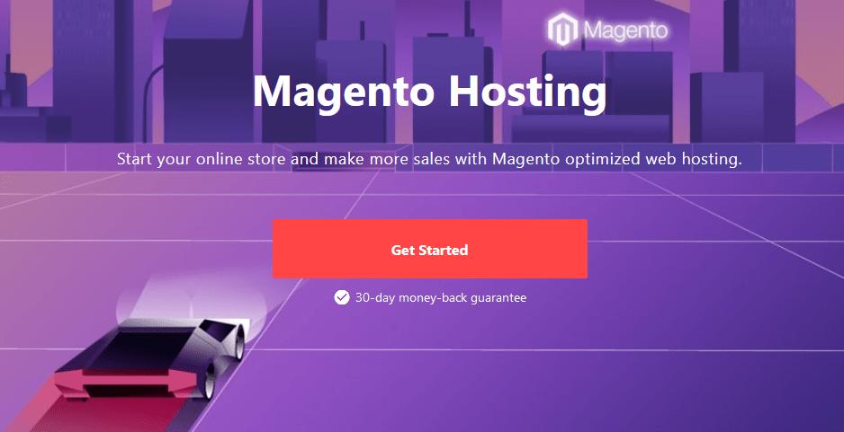 Magento hosting from Hostinger