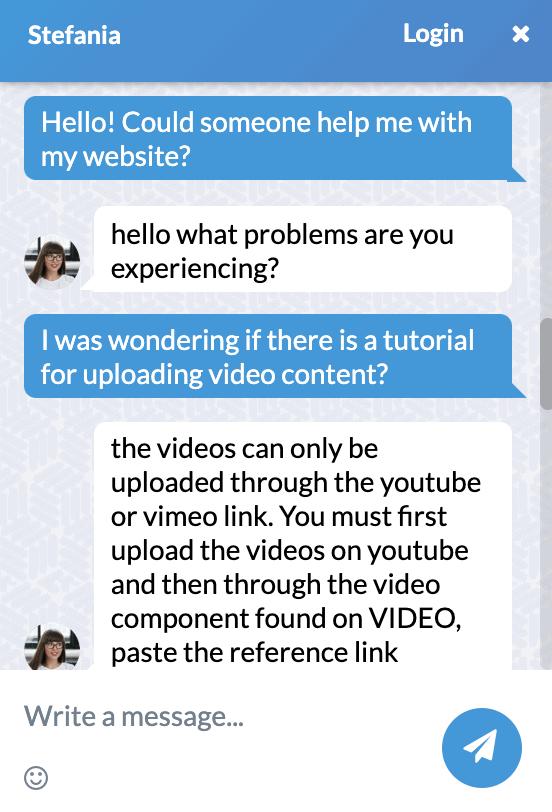 Flazio customer support