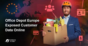 Office Depot Europe Exposed Customer Data Online