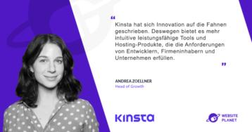 Kinsta – Premium-WordPress-Hosting für Groß und Klein