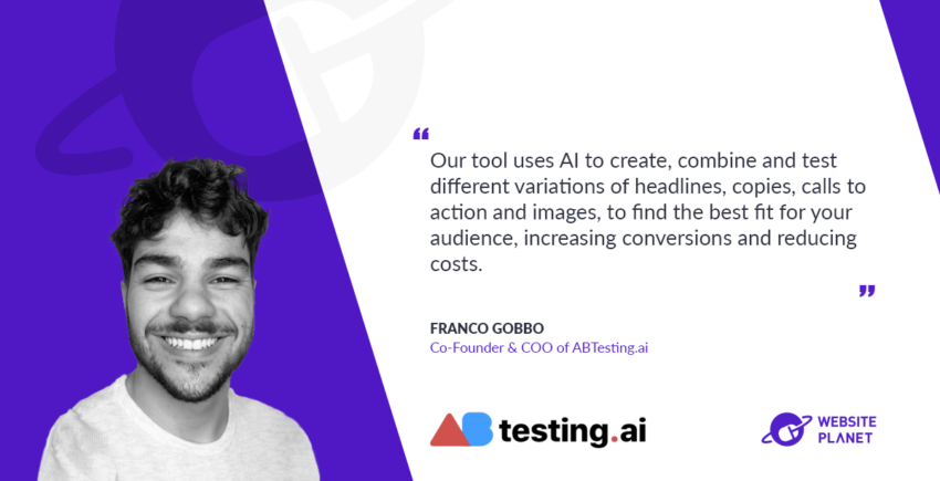 A/B Testing using Artificial Intelligence with ABtesting.ai