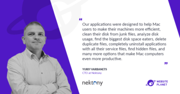Declutter Your Apple Device With Nektony's Speed & Performance Apps