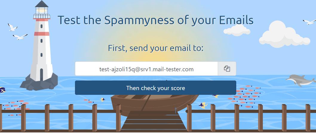 """Spammyness"" test"