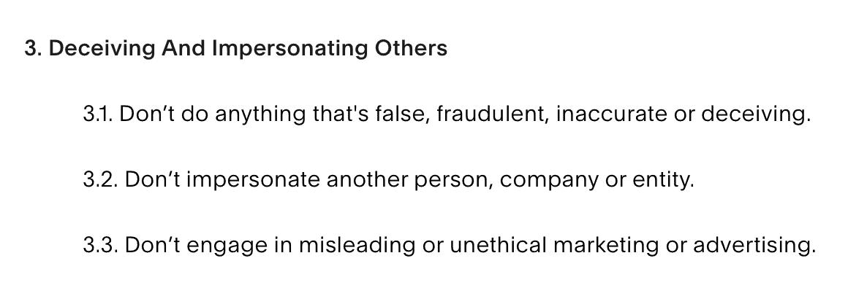 Website Builder Misinformation Campaign – Draft