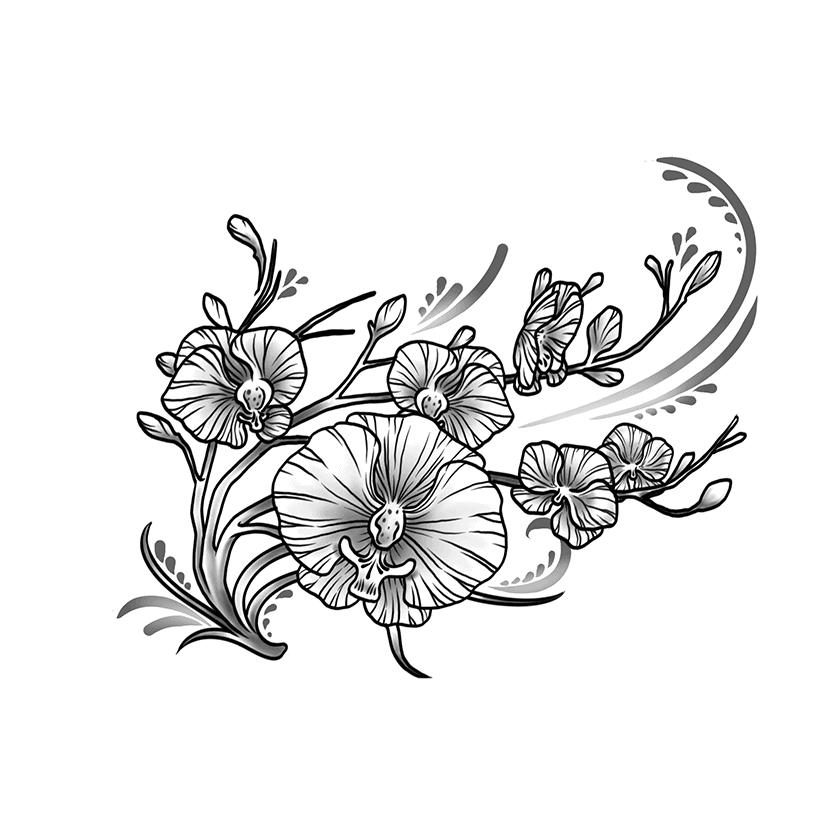 $20 Fiverr tattoo design – patriajasa