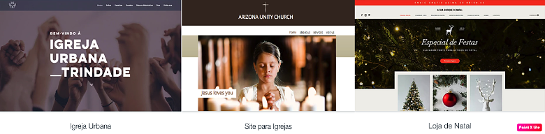 Wix Religious Templates We Don't Recommend
