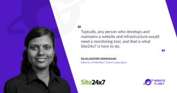 Uptime And Performance Monitoring Explained By Site24x7 Director