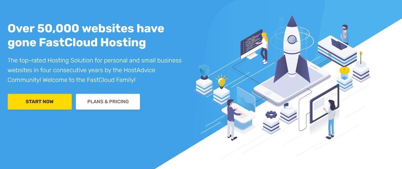 FastComet - global data centers