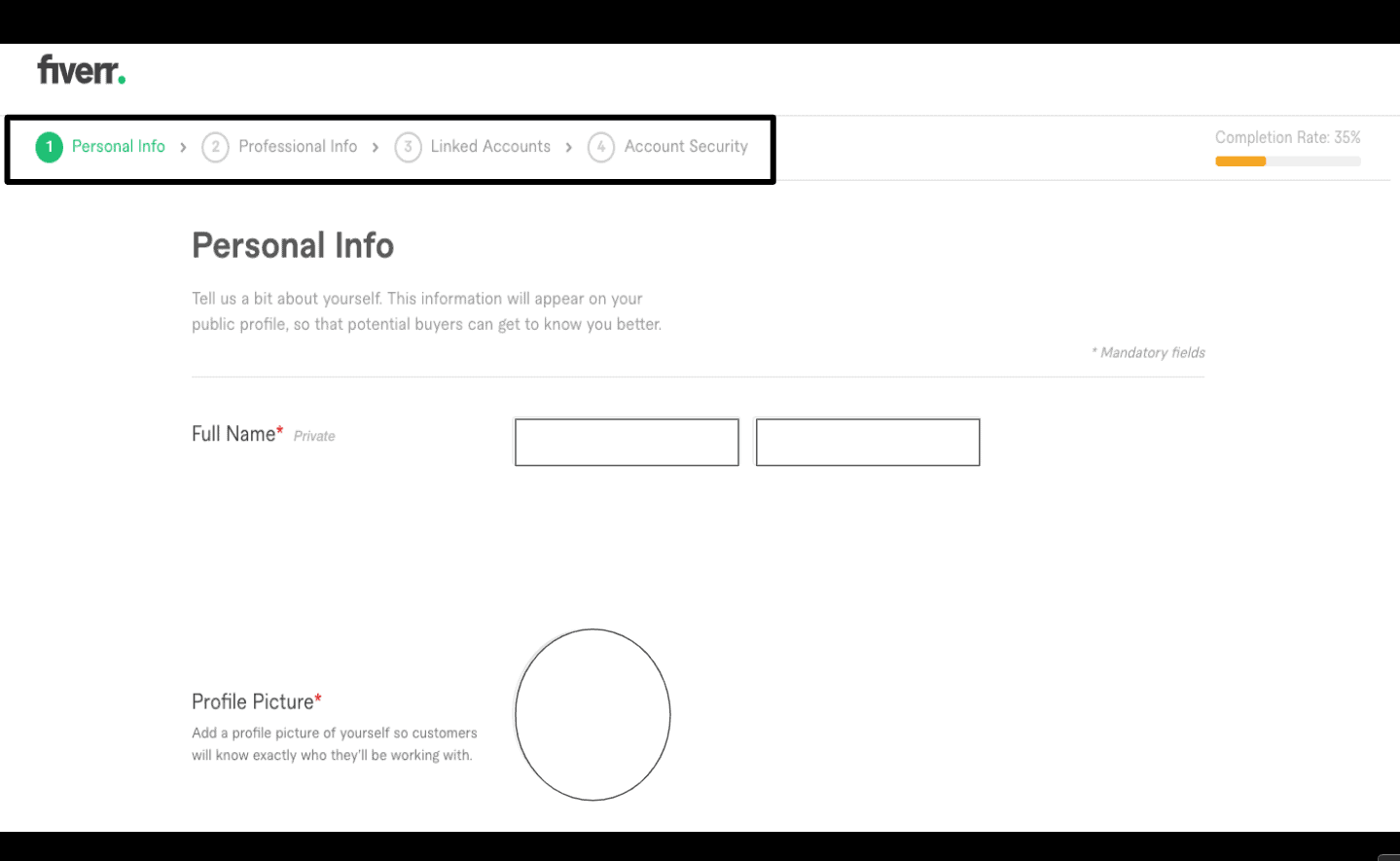 Personal and professional forms to display your skills