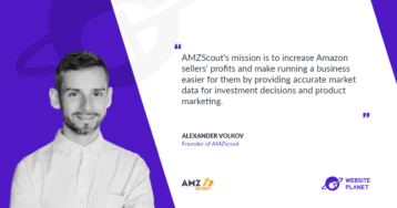 AMZScout – Makes Your Amazon Product Research Quick and Easy