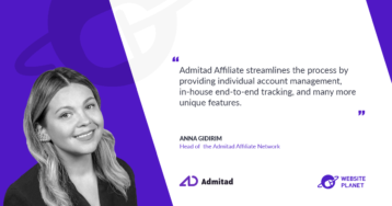 Admitad: Brings Publishers and Advertisers Together on One Platform