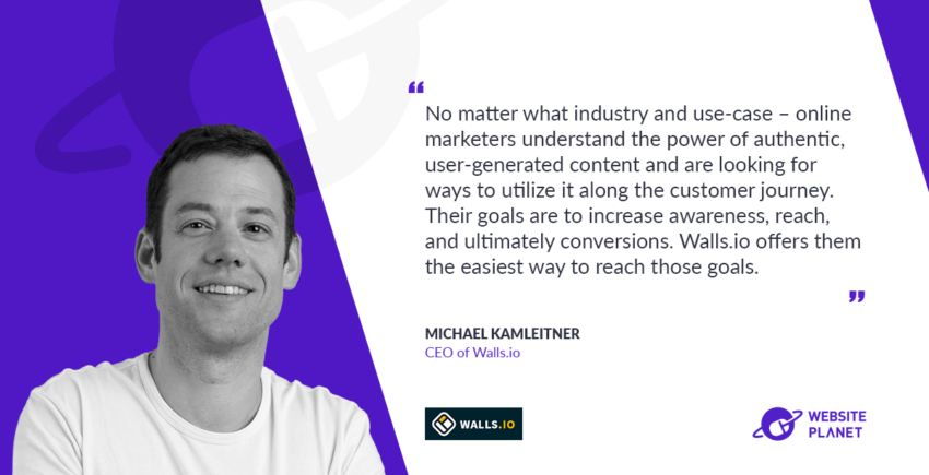 Walls.io – the Social Wall for Everyone!
