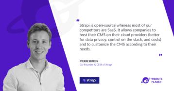 Strapi – Design APIs Fast, Manage Content Easily
