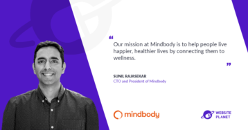 Fitness, Wellness and Innovation with Sunil Rajasekar (Mindbody)