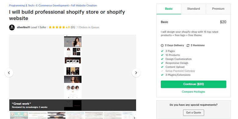 Best Shopify Experts