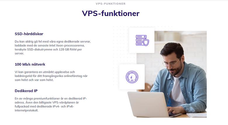 Hostinger - self-managed VPS hosting