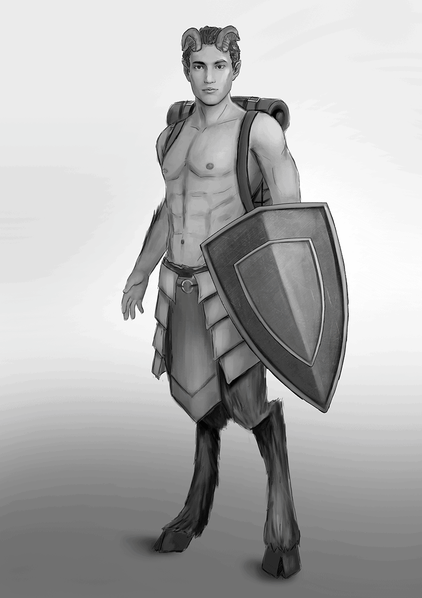 DND character design - whyswan