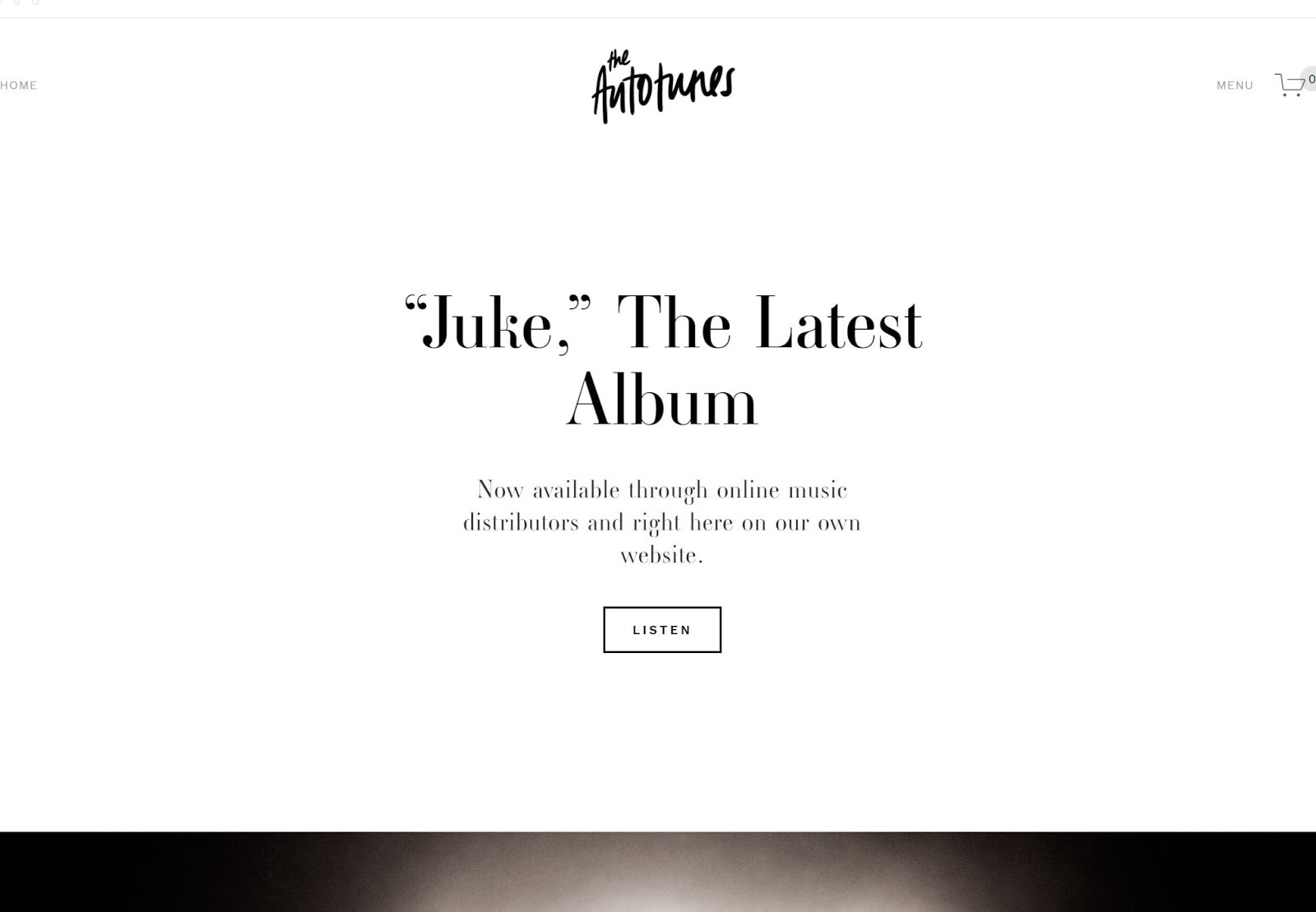 8 Best Squarespace Templates for Musicians (+2 to Avoid) - Dawn