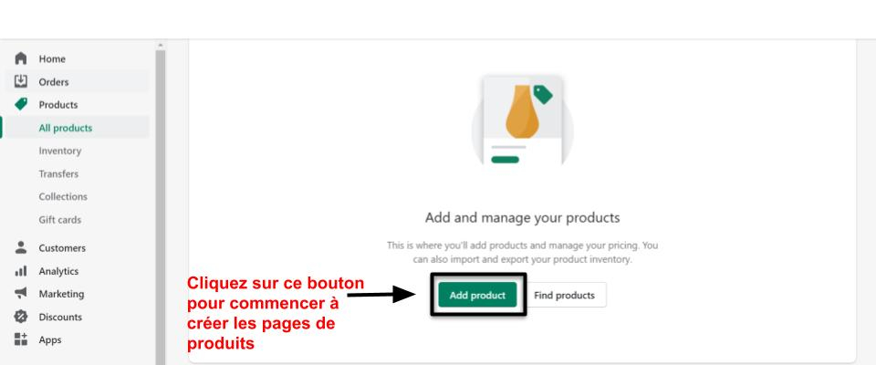 How to build a Shopify online store (2)