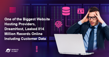One of the Biggest Website Hosting Providers, DreamHost, Leaked 814 Million Records Online Including Customer Data