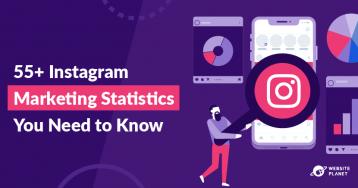 55+ Instagram Marketing Statistics You Need to Know