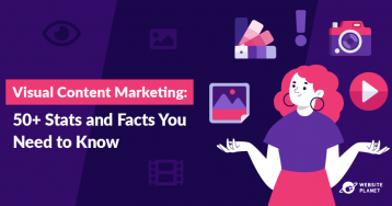 50+ Visual Marketing Stats You Need to Know in 2021