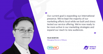 Woww – Helps You Build an Online Presence By Offering Expert WordPress Services