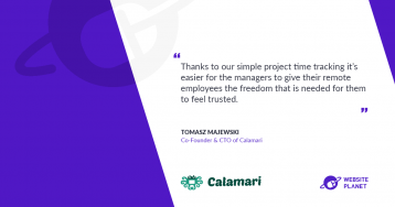 Simplify Your Leave Management With Calamari