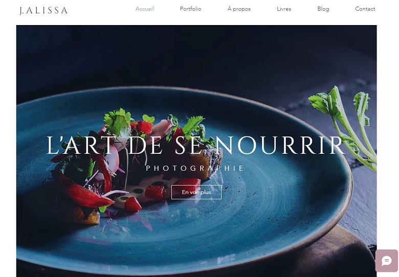 wix-food-photographer-template