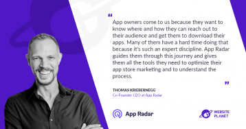 Optimize Your App Store Performance And Visibility With App Radar's Marketing Insights