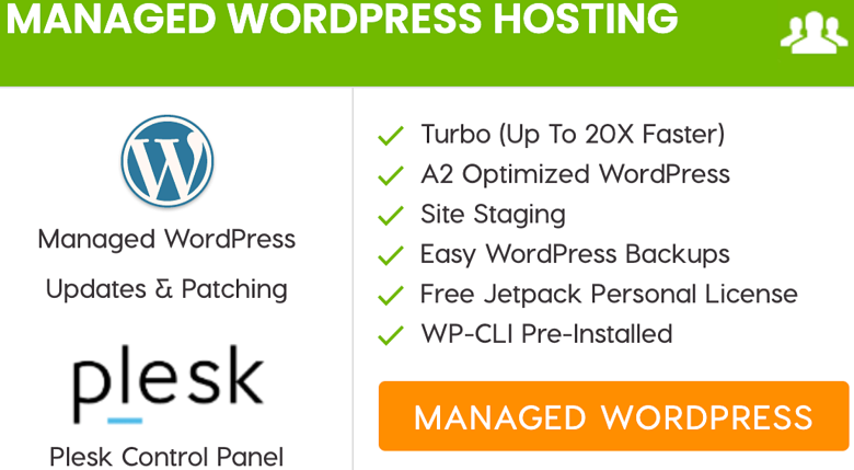 detail-of-a2-hosting's-managed-wordpress-hosting-page