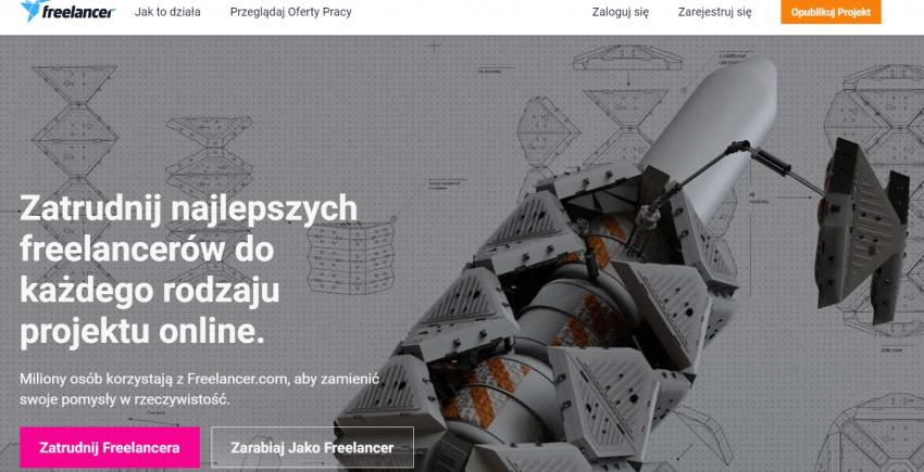 freelancer pl