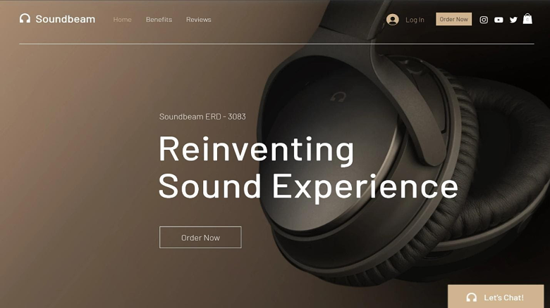 wix-product-landing-page-template