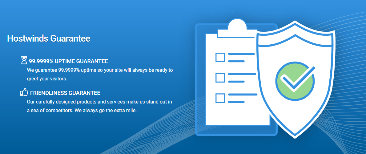 hostwinds'-service-guarantees-from-its-website