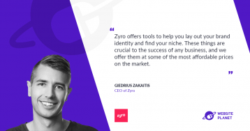 Build A Website In Minutes With Zyro All-In-One Business Success Platform