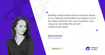 SmartyAds – a close-knit team of ad tech professionals that redefine programmatic.