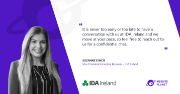 Expand your business into Ireland with the help of IDA