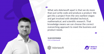 Adoriasoft – a Great Team of Engineers Focusing on Blockchain And Distributed Ledger Technologies