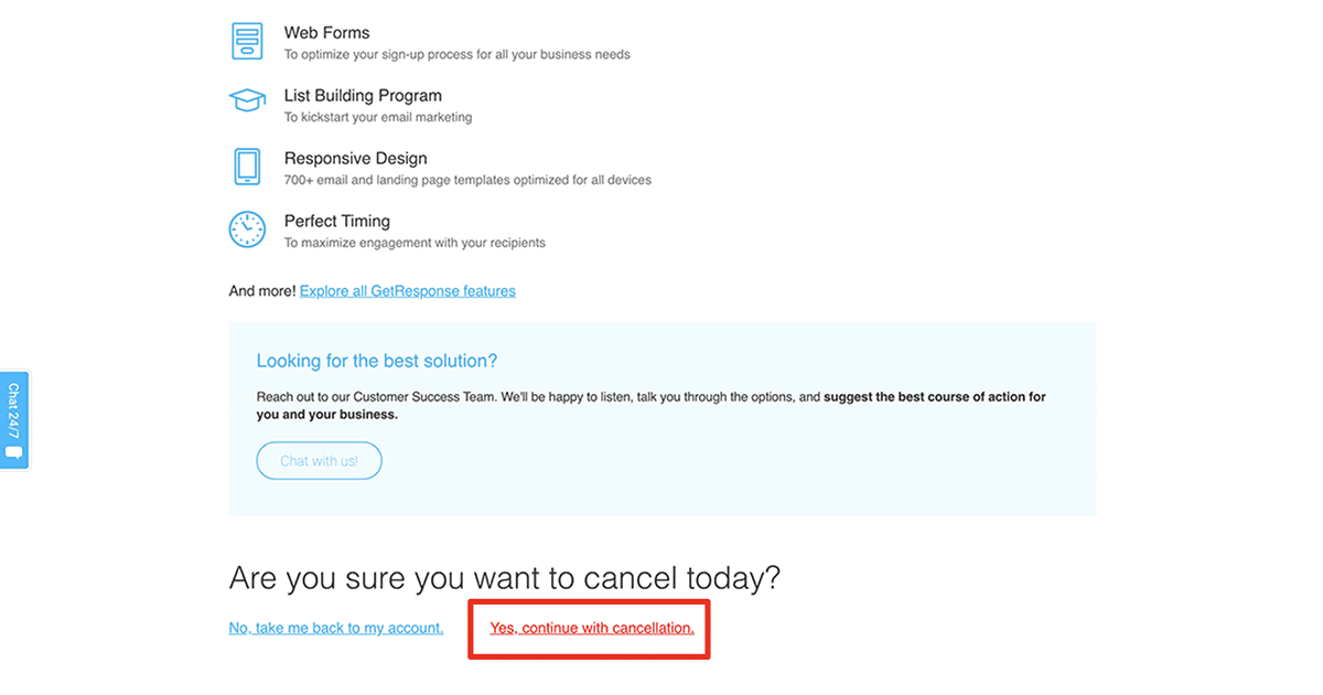 getresponse-cancellation-workflow