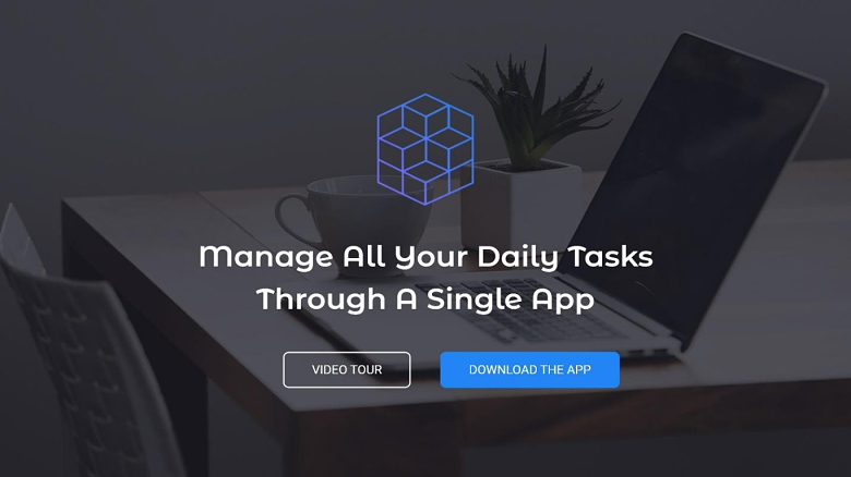 elementor-homepage-app-page-template