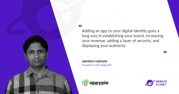 Turn A Website Into An App with Appy Pie