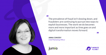 Jumio: Making the internet a safer place for both people and businesses