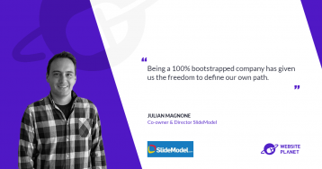 Online Business Presentations and The Perks Of Going Remote – Interview with SlideModel
