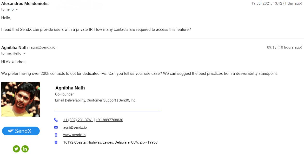 SendX Review